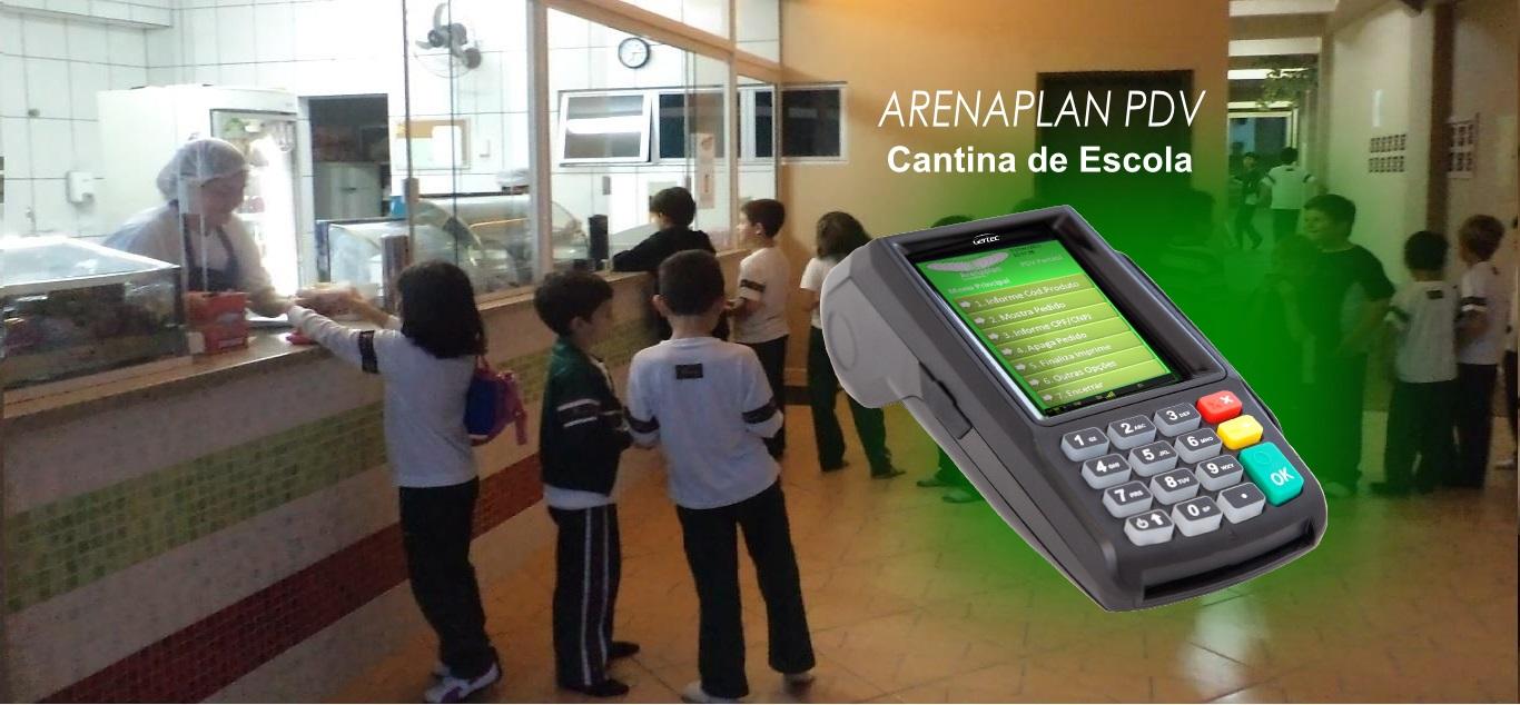 c9eee30d6 Arenaplan PDV Portátil Portátil Touch Com Gestão do Estoque e NFC-e